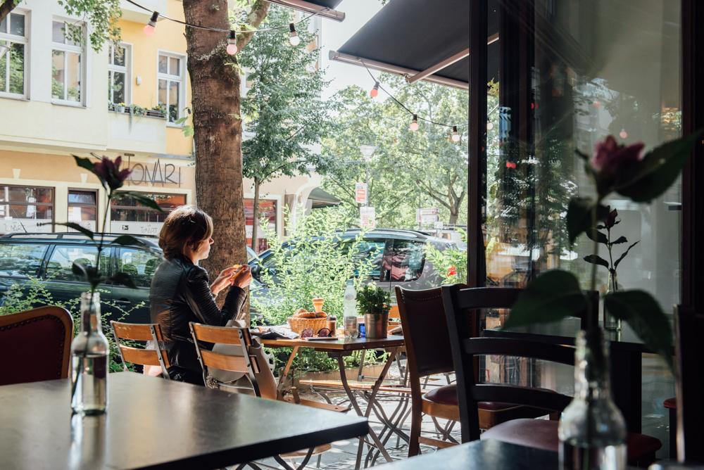 Zebrano Café Bar Geschlossen Berlin Tagsüber Freundliches Café