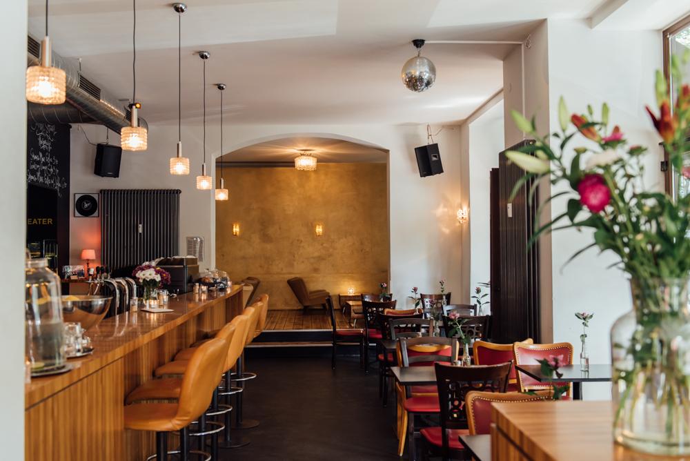 ZEBRANO Café Bar – GESCHLOSSEN - Berlin – Tagsüber freundliches Café ...